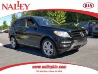 Pre-Owned 2013 Mercedes-Benz M-Class ML 350 RWD Sport Utility