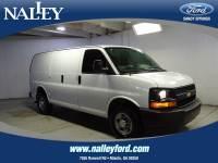Pre-Owned 2017 Chevrolet Express Cargo Van Work Van RWD Full-size Cargo Van