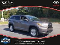 Pre-Owned 2016 Toyota Highlander LE FWD Sport Utility