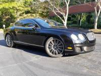 Pre-Owned 2008 Bentley Continental GT Speed AWD 2dr Car
