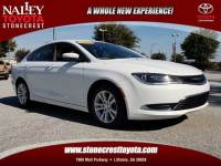 Pre-Owned 2016 Chrysler 200 Limited FWD 4dr Car