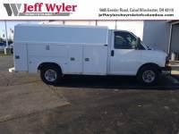 2010 GMC Savana Commercial Cutaway 3500 Van