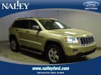 Pre-Owned 2012 Jeep Grand Cherokee Overland 4WD Sport Utility