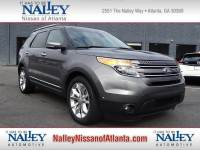 Pre-Owned 2013 Ford Explorer Limited FWD Sport Utility
