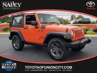 Pre-Owned 2015 Jeep Wrangler Sport 4WD Convertible