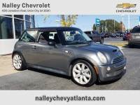 Pre-Owned 2003 MINI Cooper Hardtop S FWD Hatchback
