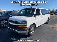 2017 Chevrolet Express Passenger 3500 LT RWD