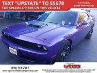 Used 2016 Dodge Challenger R/T Coupe Rear-wheel Drive Near Medina