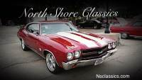 1970 Chevrolet Chevelle -AC NEW PAINT PS PB BUCKETS SS