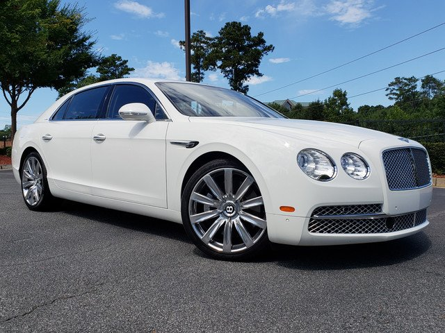 Photo Pre-Owned 2015 Bentley Flying Spur W12 AWD 4dr Car