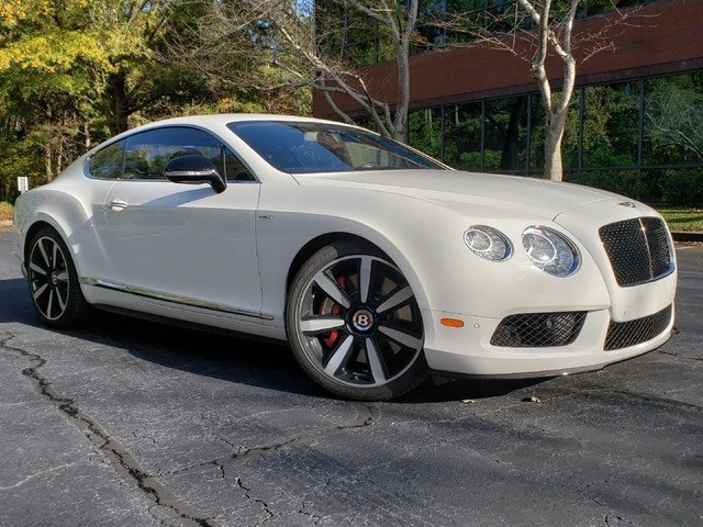 Photo Pre-Owned 2015 Bentley Continental GT V8 S V8 S AWD 2dr Car