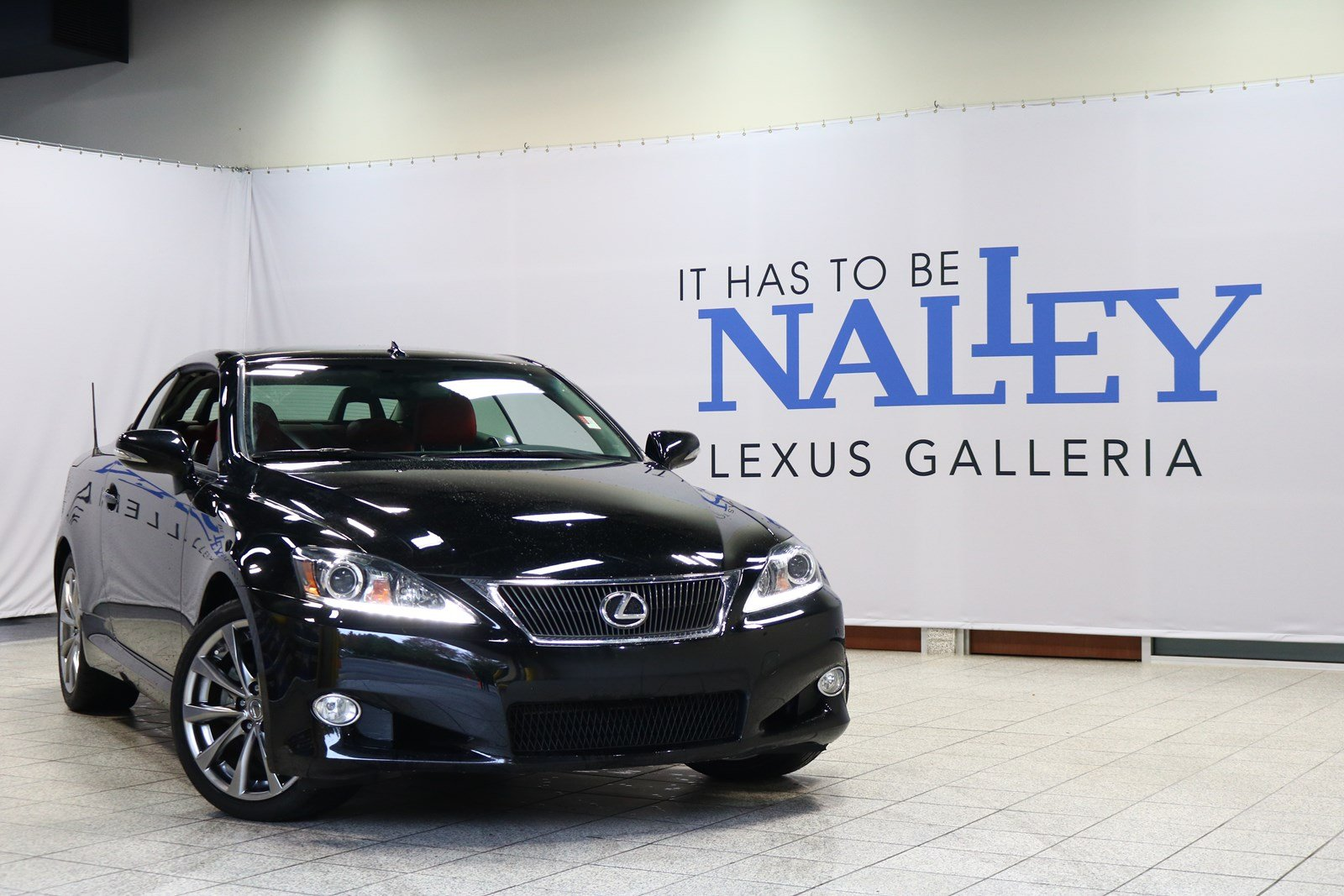 Photo Pre-Owned 2015 Lexus IS 250C 250 C RWD Convertible