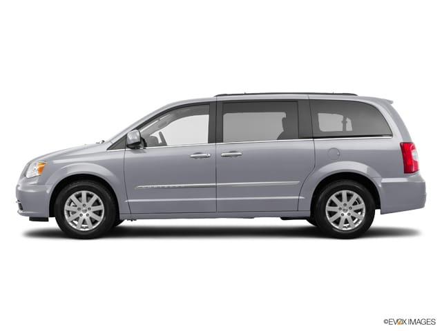 Photo Used 2015 Chrysler Town  Country Touring Van