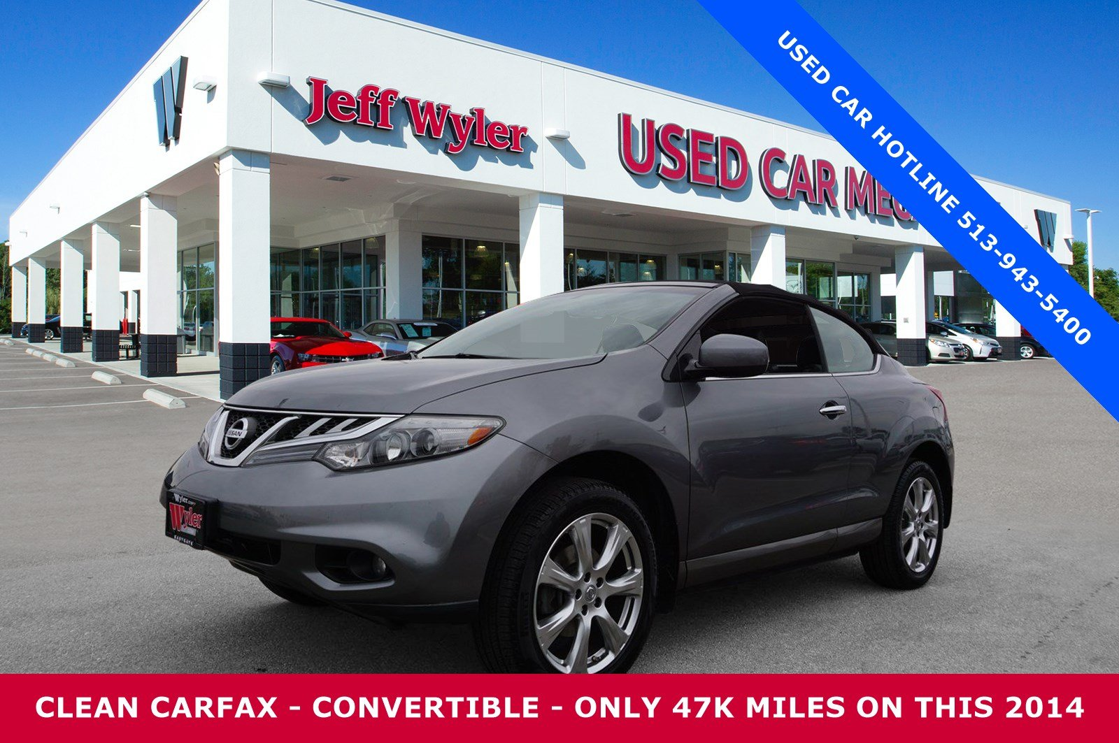 Photo 2014 Nissan Murano Crosscabriolet Convertible