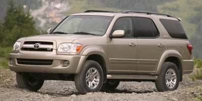 Photo Pre-Owned 2007 Toyota Sequoia 2WD 4dr SR5 Rear Wheel Drive SUV