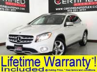 2018 Mercedes-Benz GLA 4MATIC NAVIGATION PANORAMIC ROOF REAR CAMERA ATTENTION ASSIST ACTIVE BRAKE
