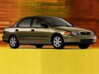 1997 Mazda Protege Sedan 4