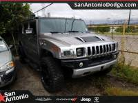 Used 2008 HUMMER H2 4WD 4dr SUV