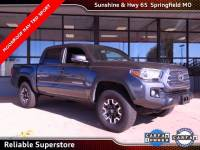 2017 Toyota Tacoma TRD Offroad Truck 4WD