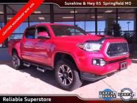 2018 Toyota Tacoma TRD Sport Truck 4WD