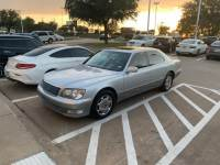Pre-Owned 2000 LEXUS LS 400 400 Sedan For Sale in Frisco TX