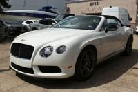 2015 Bentley Continental GTC V8 S CONVT