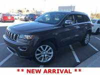 2017 Jeep Grand Cherokee Limited 4x4 SUV in Denver