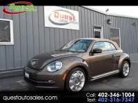 2013 Volkswagen Beetle 2.0T Turbo Convertible