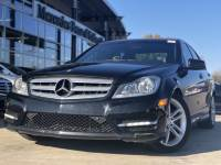 Pre-Owned 2013 Mercedes-Benz C 300 Sport