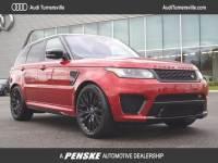 2017 Land Rover Range Rover Sport V8 Supercharged SVR SUV