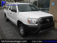 2014 Toyota Tacoma 2WD Access Cab I4 AT (Natl)