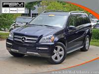 Pre-Owned 2012 Mercedes-Benz GL-Class GL 450 4MATIC® AWD 4MATIC® SUV