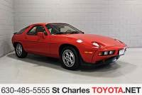 Pre-Owned 1982 Porsche 928 Base RWD Coupe