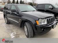 Used 2006 Jeep Grand Cherokee Limited SUV For Sale in Shakopee
