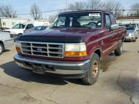 1996 Ford F-150 Special SuperCab Short Bed 2WD