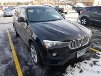 2017 BMW X3 Xdrive28i SUV I4 TwinPower Turbo