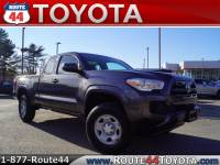 Used 2017 Toyota Tacoma Truck 4WD in Raynham MA