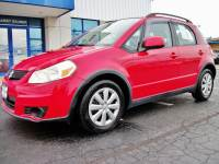 2011 Suzuki SX4 Crossover Base AWD