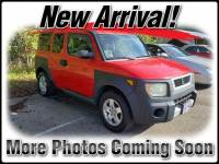 Pre-Owned 2005 Honda Element EX w/Side Airbags SUV in Jacksonville FL