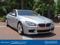 2014 BMW 6 Series 650i xDrive Sedan