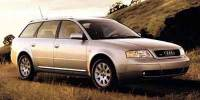 Pre-Owned 2001 Audi A6