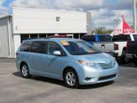 Certified Pre-Owned 2015 Toyota Sienna 5dr 8-Pass Van LE FWD FWD