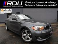 2013 BMW 1-Series 128i Coupe