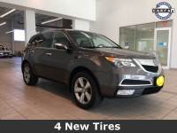 2012 Acura MDX MDX in West Springfield MA