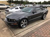2008 Ford Mustang GT Deluxe Rear-wheel Drive