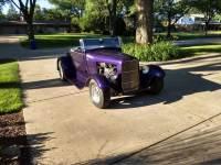 1929 Ford Hot Rod / Street Rod - RUMBLE SEAT - TILT - AC