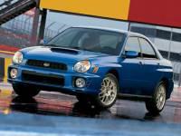 Used 2002 Subaru Impreza WRX for Sale in Tacoma, near Auburn WA