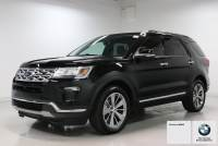Pre-Owned 2018 Ford Explorer Limited With Navigation & AWD