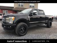2017 Ford Super Duty F-250 SRW Platinum Crew Cab 6.75' Box LIFTED 4WDPRO EDITION