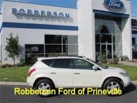 Used 2005 Nissan Murano SL All-wheel Drive SUV For Sale Bend, OR
